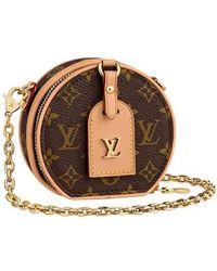 Louis Vuitton Collier Petite Boîte Chapeau - Multicolore