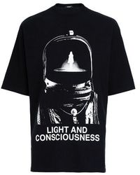 Undercover Printed T-shirt - Black
