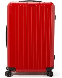 Rimowa Essential Lite Check-in M luggage - Red