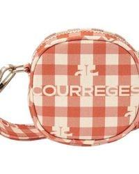 Courreges Purse - Orange