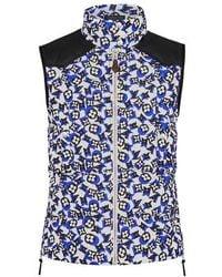 Louis Vuitton Down Vest - Blue