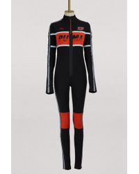 PUMA - Fitted Racing Suit - Lyst