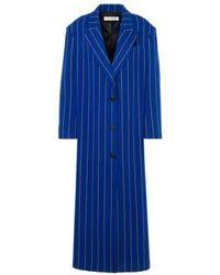 Philosophy Di Lorenzo Serafini Long Coat - Blue
