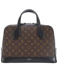 Louis Vuitton Dora Mm - Black