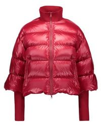 RED Valentino Winter Coat - Red
