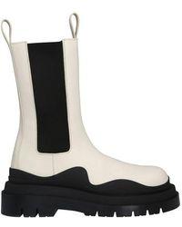 Bottega Veneta Tire Boots - Multicolour