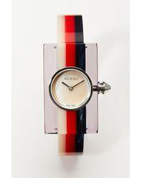 Gucci - Vintage Web Watch - Lyst
