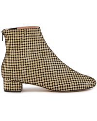 Repetto Jolaine Ankle Boots - Metallic