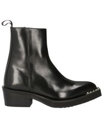 Eytys Romeo Ankle Boots - Black