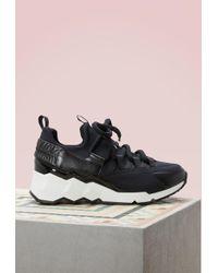 Pierre Hardy - Comer Lamb Sneakers - Lyst