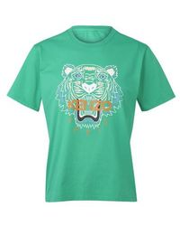 KENZO - Classic Tiger T-shirt - Lyst