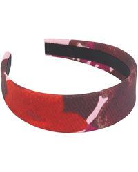 Erdem Headband - Red