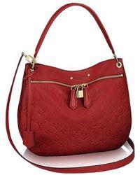 Louis Vuitton Spontini - Red