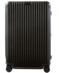 RIMOWA Essential Check-in L luggage - Black