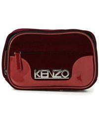 KENZO Sac ceinture Kyoto 'Capsule Holiday' - Rouge