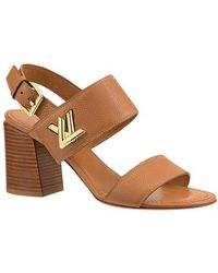 Louis Vuitton Horizon Sandal - Brown