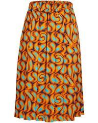 Marni - Short Skirt - Lyst