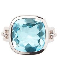 Poiray Indrani Ring - Blue