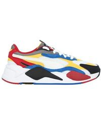 PUMA Sneakers RS-X3 - Bleu