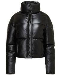 Apparis Jemma Puffer Jacket - Black