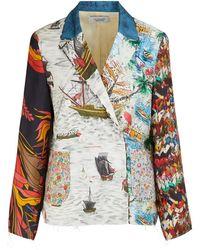 La Prestic Ouiston Tom Sawyer Jacket - Multicolour