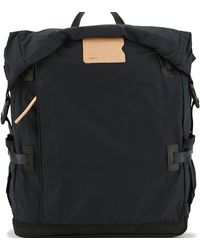Bleu De Chauffe Basile Back Pack - Black