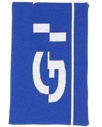 Givenchy Football Scarf - Blue