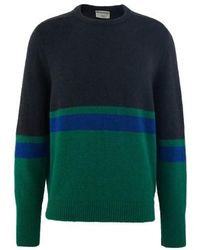 Éditions MR Round Neck Sweater - Blue