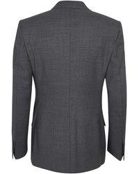 Tom Ford Anzug mit drei Knöpfen - Grau