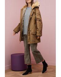 d34e9da20696 Lyst - Women s Marc Jacobs Parka coats Online Sale