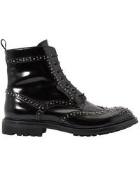 Church's Angelina Ankle Boots - Black