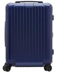 RIMOWA Koffer Essential Cabin S - Blau