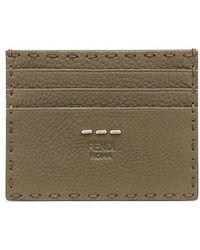 Fendi Card Holder - Green