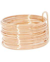 Vanrycke Margherita - Ring aus 21 Ringen - Mehrfarbig