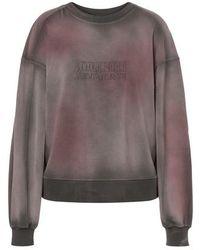 Alberta Ferretti Sweatshirt à col rond - Multicolore