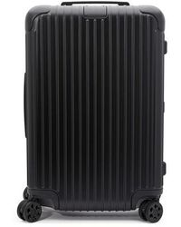 RIMOWA Essential Check-in M luggage - Black
