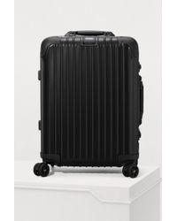 Rimowa - Topas Stealth Cabin Multiwheel Luggage - 32l - Lyst