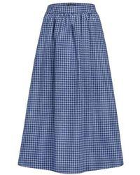 A.P.C. - Ravenna Long Skirt - Lyst