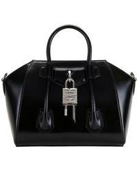 Givenchy Sac mini Antigona - Noir