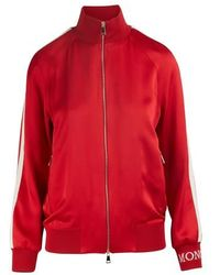 Moncler - Sweatshirt zippé - Lyst
