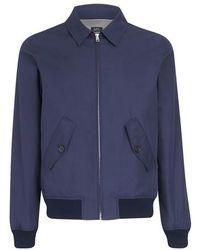 A.P.C. Gaspart Jacket - Blue