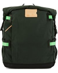 Bleu De Chauffe Basile Backpack - Green
