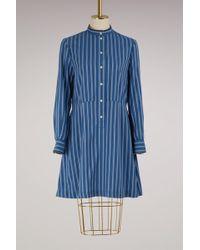 A.P.C. - Cotton Lili Dress - Lyst