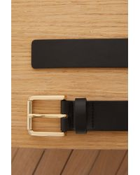 Sofie D'Hoore - Leather Belt With Eyelets - Lyst