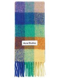 Acne Studios - Multicolor Scarf - Lyst