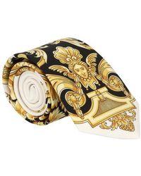 Versace Tie - Metallic