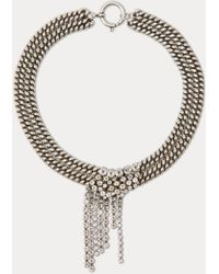 Isabel Marant - Choker Necklace - Lyst