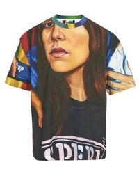 Etudes Studio Museum Chloe Wise T-shirt - Multicolor