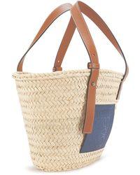 Loewe Paula's Ibiza - Basket Bag - Multicolour