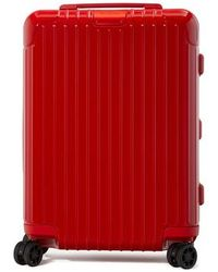 RIMOWA Essential Cabin S luggage - Red